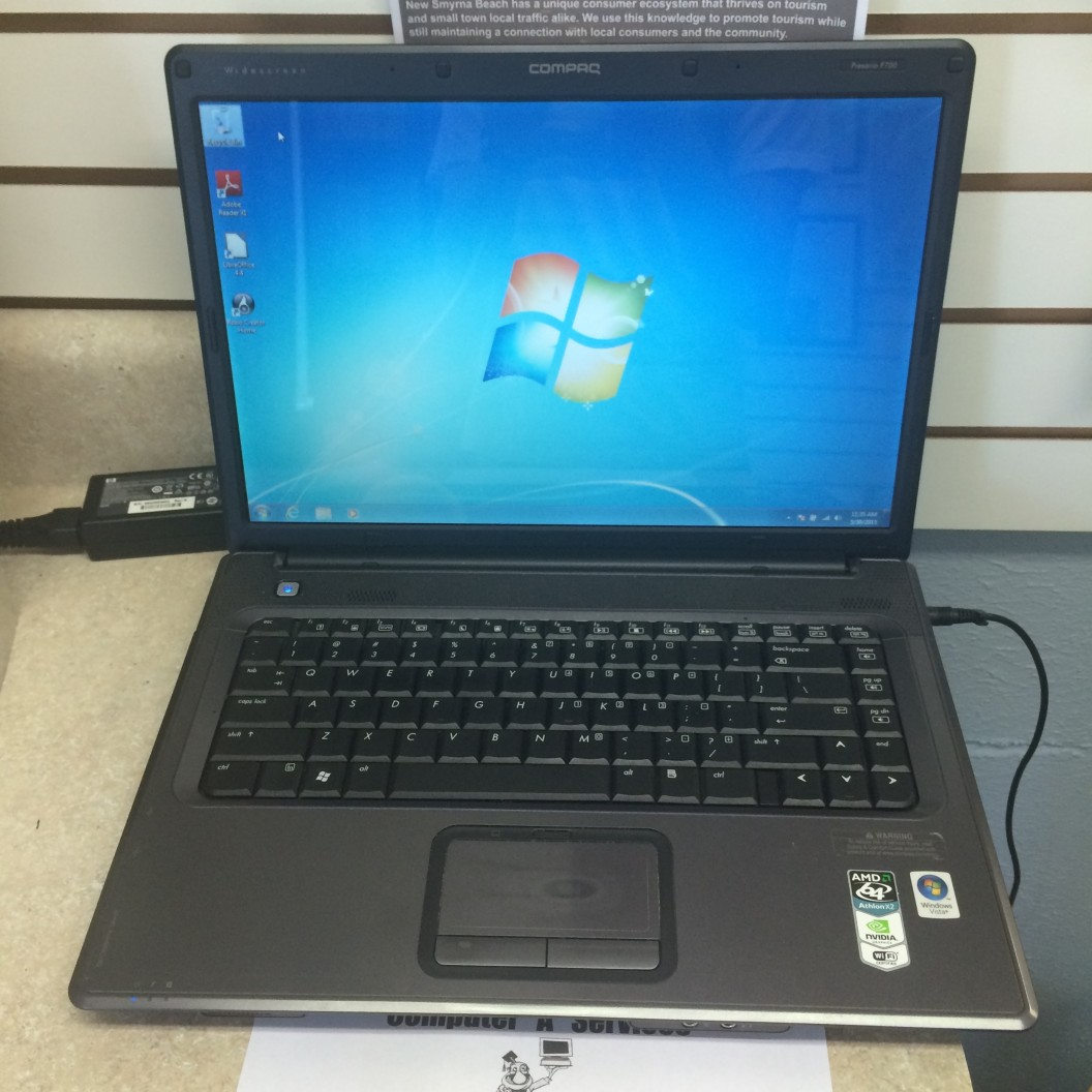 Compaq Presario F700 Laptop For Sale Computer A Services