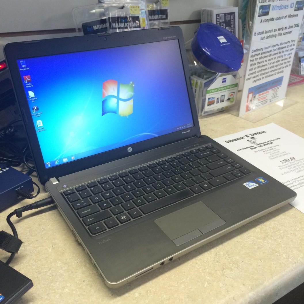HP ProBook 4430